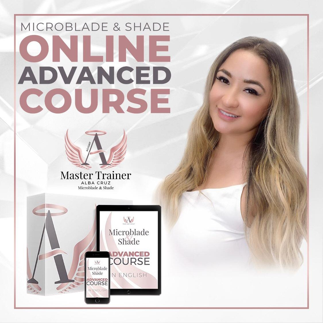 the brow artist dallas offers online microblading training course