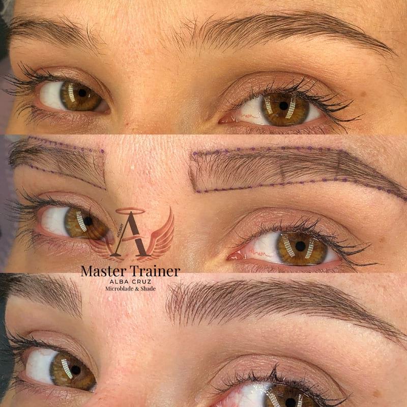eyebrow shaping dallas